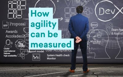 how agilty can be measured